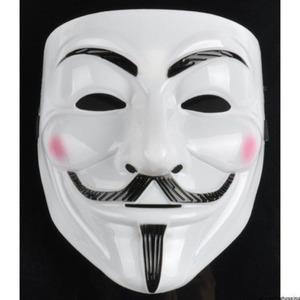 V mint vérbosszú – Vendetta maszk fehér