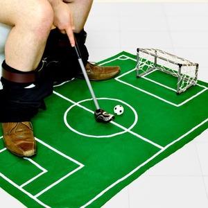 Toalett futball