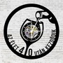 Bakelit falióra - Boros pohár 40
