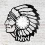 Bakelit óra - Indián