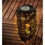 Kerti natural solar lámpa